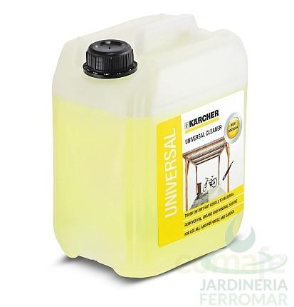 Karcher detergente universal rm555 5lt piscinas ferromar for Piscinas ferromar