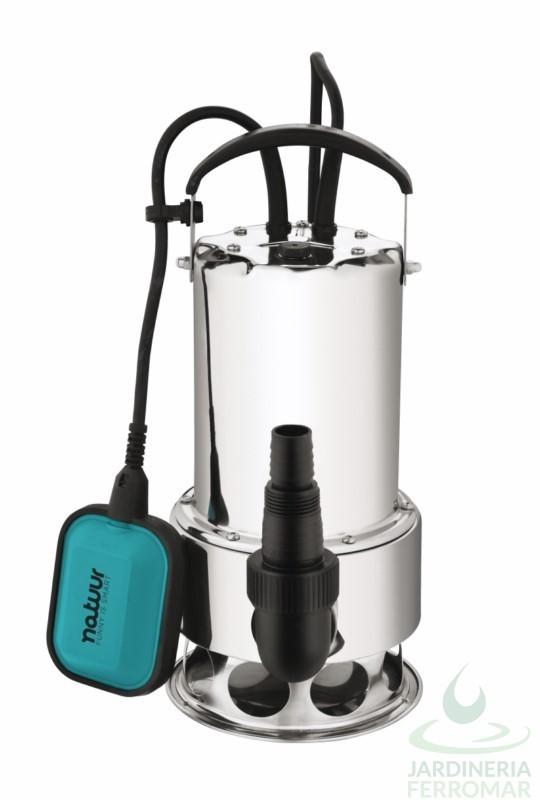 Electrobomba sumergible de achique 750w piscinas ferromar for Piscinas ferromar