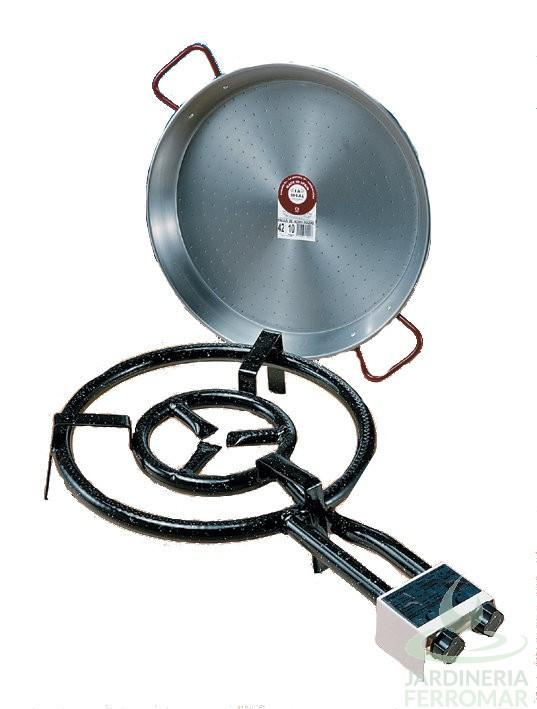 Garcima paellero de gas paellera mod 400 piscinas ferromar for Piscinas ferromar