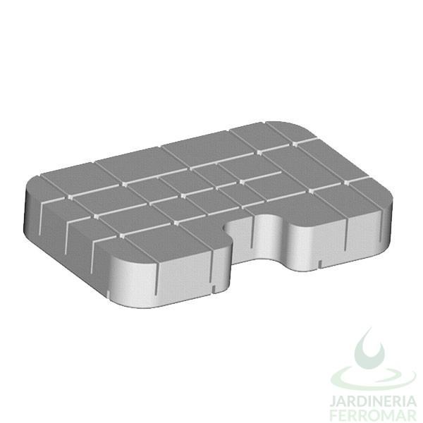 Placa antihielo para arqueta cepex 02675 piscinas ferromar for Piscinas ferromar