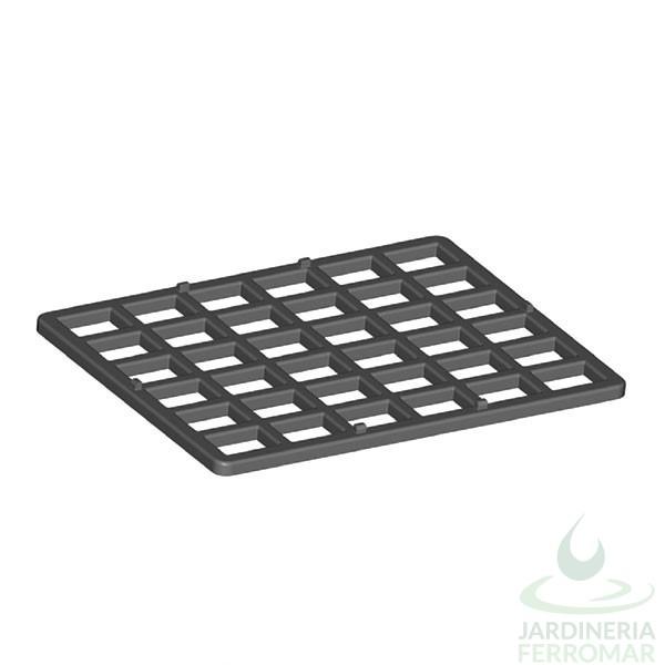 Reja para arqueta cepex 02674 piscinas ferromar for Piscinas ferromar