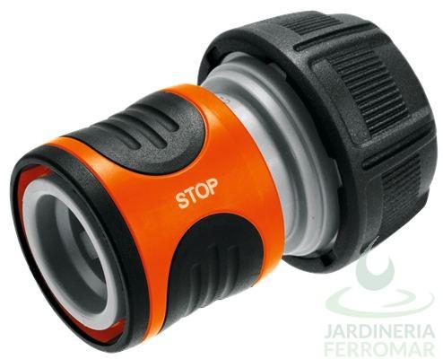 Conector Stop Power Grip Gardena