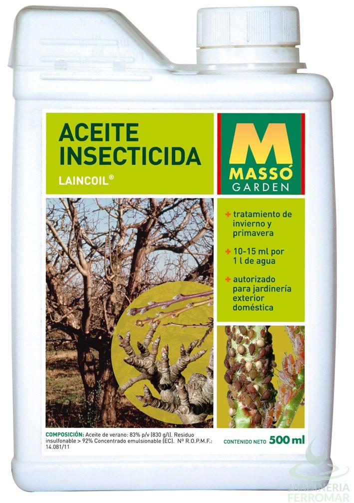 Massó Aceite Insecticida Envase 500 ml