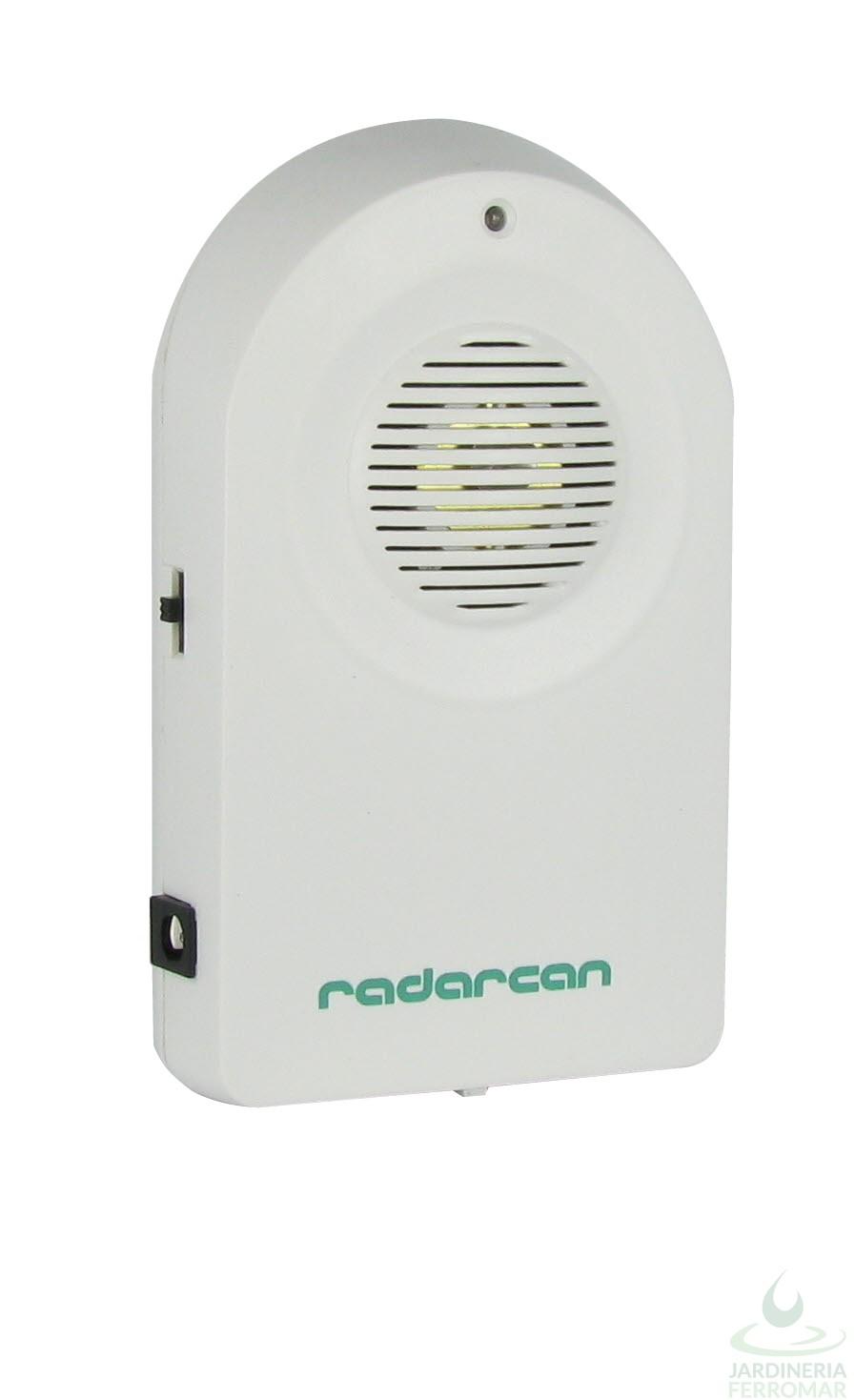 Radarcan Ahuyentador de Mosquitos Para Interiores Y Exteriores SC-27