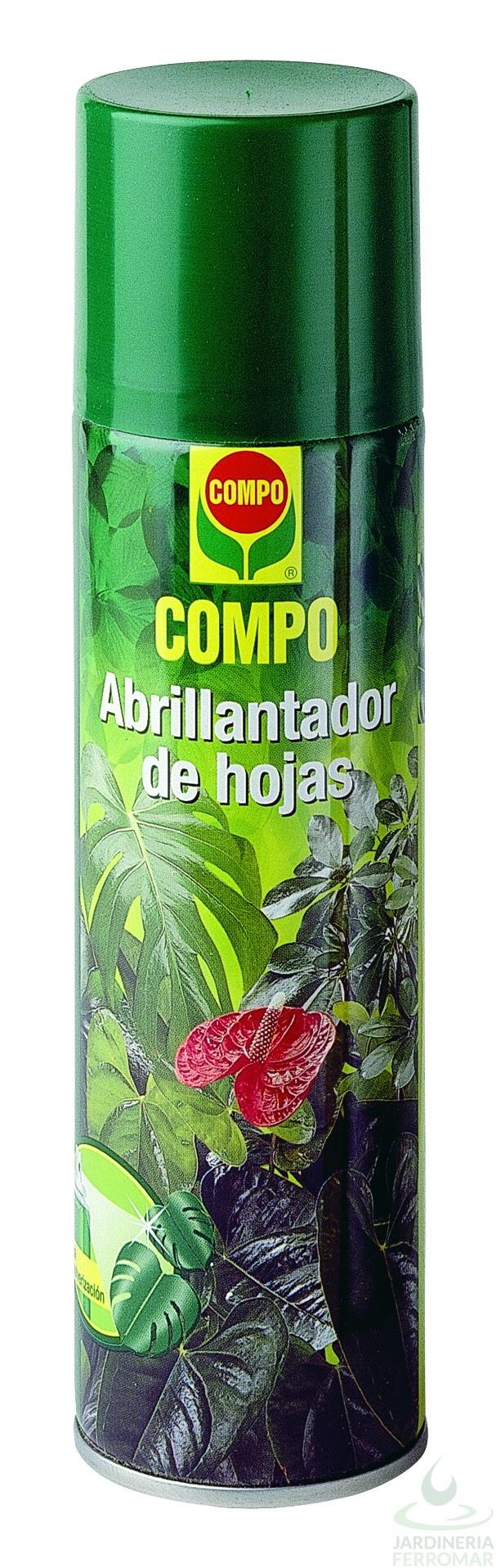 Compo Abrillantador de Hojas Aerosol 600 ml