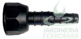 Adaptador hembra 12/16 mm Aqua Control