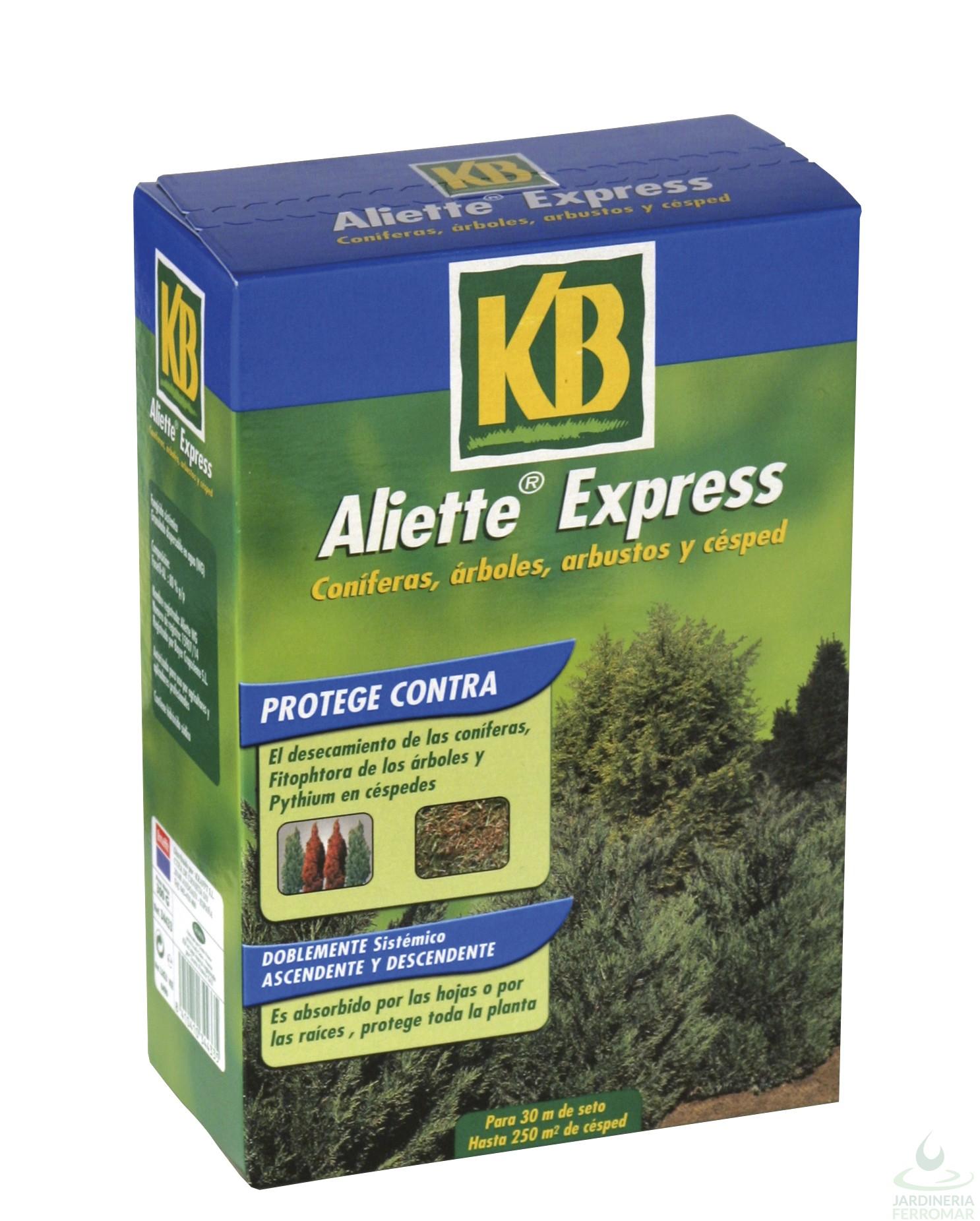KB Aliete Express Funguicida 300 gramos