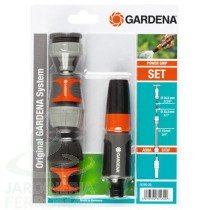 Kit básico Power Grip Gardena