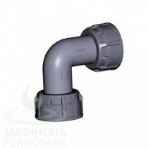 Codo Cepex 90º PVC H/H para colectores
