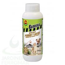 Compo Barrera Repelente Gatos y Perros Granulado 1000 ml