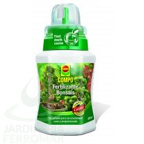 Compo Fertilizante Bonsais 500ml