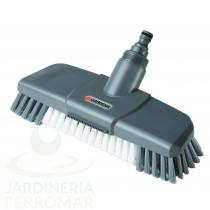 Gardena (5568) Cepillo de cerdas duras con rascador