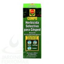 Compo Herbicida Selectivo Césped Estuche 60 ml