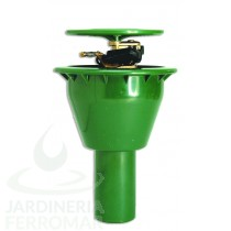 Aspersor Safe-Rain de Impacto sectorial / circular