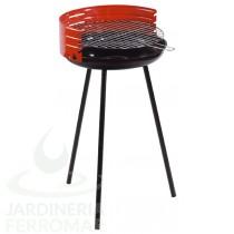 Barbacoa de carbón camping 42 cm