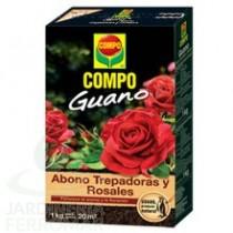 Compo Guano Abono Trepadoras y Rosales Estuche 1 kg