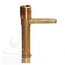 Llave para boca de riego en bronce Cepex