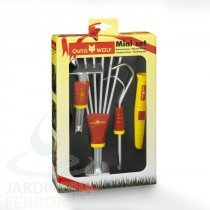 Outils Wolf BT41 - Mini set balcones y terrazas Multi-Star