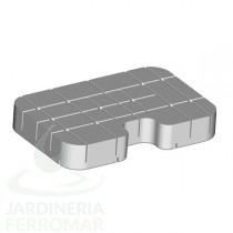 Placa antihielo para arqueta Cepex 02674