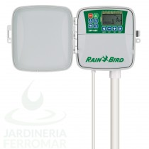 Programador de riego ESP-RZX Rain Bird exterior