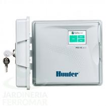 Programador riego Pro-HC para exterior con Hydrawise Hunter