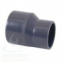 Reducción cónica excéntrica PVC encolar Cepex