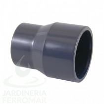 Reducción cónica PVC encolar Cepex