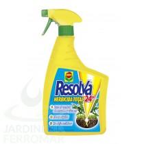Compo Herbicida Total Resolva 24H Pistola 750 ml