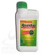 Roundup UltraPlus Herbicida Total Envase 500ml
