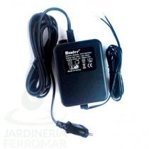 Transformador 230V con enchufe programadores interior XC Hunter
