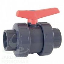 Válvula de bola Standard PVC-U PE-EPDM roscar Cepex