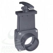 Válvula de guillotina PVC encolar x espiga Cepex