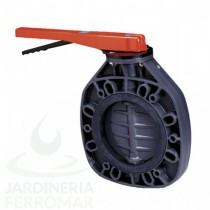 Válvula de mariposa PVC Serie Classic Cepex EPDM