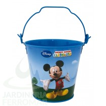 Cubo De Metal De 1,5l Disney