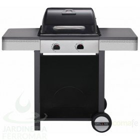 Barbacoa de Gas 2 quemadores Nevada