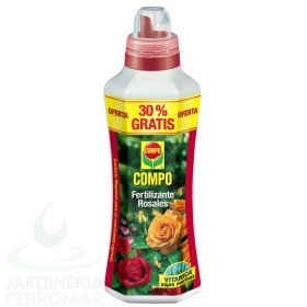 Compo Fertilizante Rosales 1L