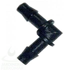 Aqua Control Codo 4 mm. 10 uds.