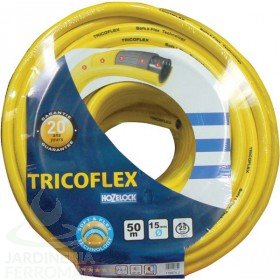 Tricoflex Manguera flexible Multicapa Ø15mm. Amarilla