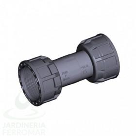 Manguito Cepex PVC H/H para colectores
