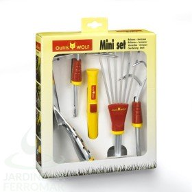 Outils Wolf BT51 - Mini set balcones y terrazas Multi-Star