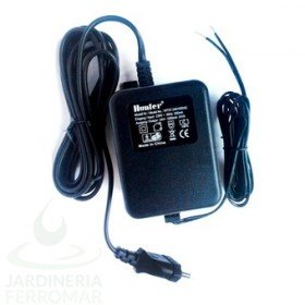 Transformador 230V con enchufe programadores interior XC Hunter