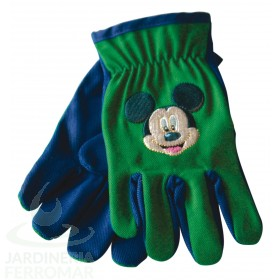 Par De Guantes Para Niñas Minnie Disney