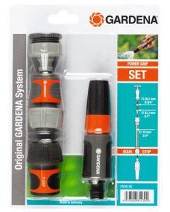 Kit básico Power Grip Gardena