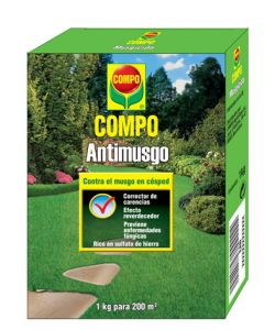 Compo Antimusgo Estuche 1 kg
