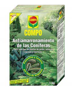 Compo Anti-Amarronamiento de las Coníferas Estuche 1 kg