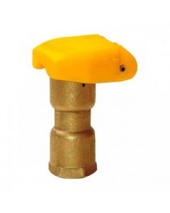 Boca de riego hidrante Cepex de acople rápido en bronce