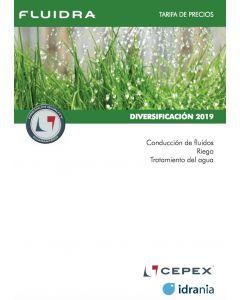 Catálogo de Diversificación Fluidra 2019
