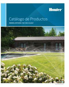 Catálogo Hunter 2018
