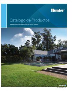 Catálogo Hunter 2017