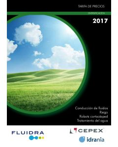 Catálogo Tarifa Riego 2017 Fluidra